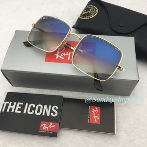 Ray-Ban Rb1971 Square Sunglasses Size:54mm
